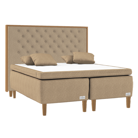InBed Sweden Ramsäng Model No.1 160x210 - No1160210
